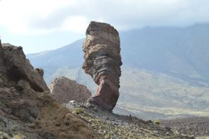 Rock formation, National Park, Tenerife by Vintage-Betty
