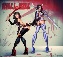 Kill La Kill by bogdancovaciu