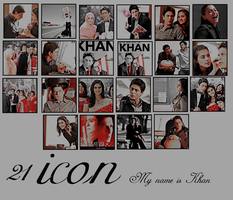icon .. my name is khan by Zhrt-alQmr