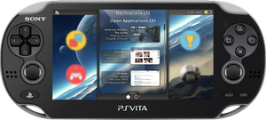 Vita UI - Screen 4 by SimonDiff