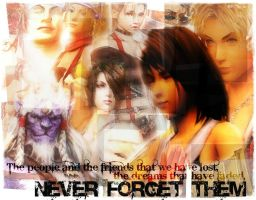Never Forget them by XxshadowfirexX