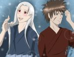 A Senju Brother Dare by YumeSamasLover