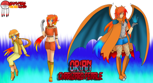Orian Gijinka *Updated* by xXScarletStarletXx