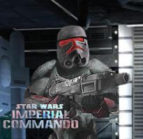 Imperial Commando by Bl4ckDr4ke