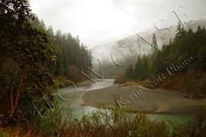 Eel River by MadDragonPhoto