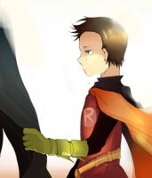 Batman Robin 6 by satansama-chan