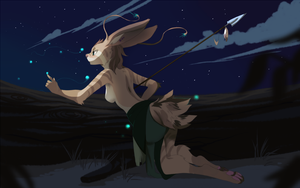 Night by Lingrimm