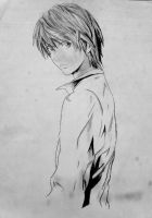 Light Yagami by Lemon-Yelloww