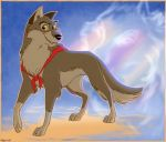 Balto by Adlynh