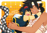 PN : Daddy-Sonny Hbd3314 by Tc-Chan