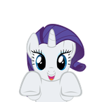 Brohoof me! Rarity edition by SundownGlisten