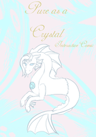 [Comics] Pure as a Crystal Cover by hylidia