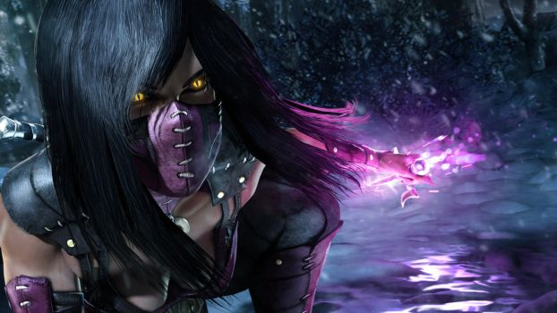 Mortal Kombat X: Mileena the Pretty Slasher by DP-films