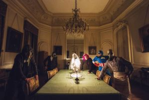Chateau de la foret - Super Hero Dining by Bestarns