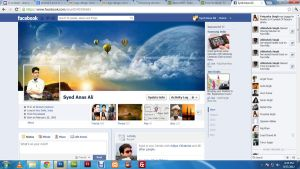 Syed Anas Ali Facebook Profile Cover by yashali