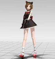 Dreamy Theater NS Meiko MMD download by Reon046