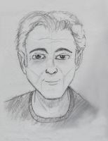 Face Sketch 08 by eastphoto99