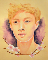 Happy Birthday Yixing~ by Yui-00