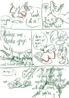 Rayman doodle comic:meet Dragon p7 by amberday