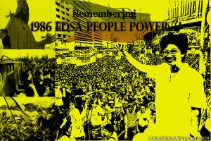 1986 EDSA People Power by vhive