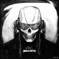 Vic Rattlehead 6 by ZharwoTheSinting