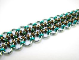 Japanese Chainmaille by Faithless510