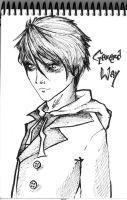 Mr. Way by lauralaima