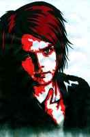 MCR - Gerard 9 by weedenstein