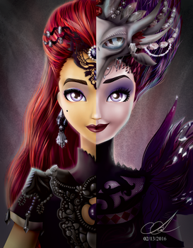 Mira Shards and Evil Queen by Aayov