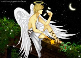 APH UK - Britannia Angel by DianneDejarjayes