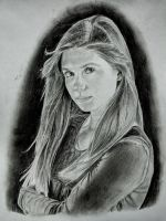 Bonnie Wright by waaasup