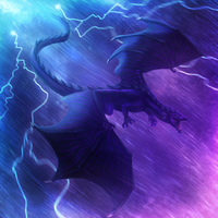 Ride the lightening by Miss-Wings