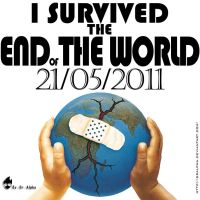 I SURVIVIED 21-05-2011 by DrAlpha