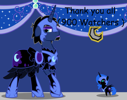 Gratitude Of Nightmares 900 by EvilFrenzy