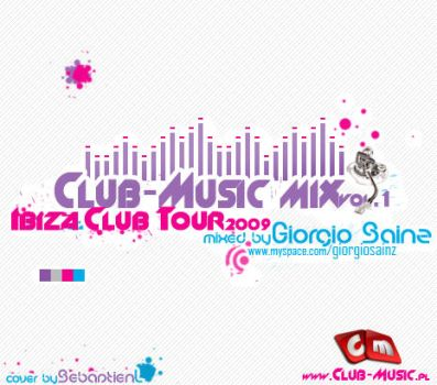 'Club Music Mix' Cover by SebastienL