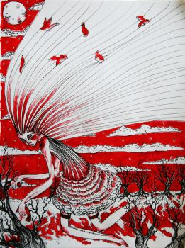 red ink 2 by engraven
