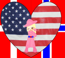 SATW The American Shipper by ABtheButterfly