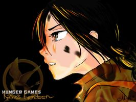 Katniss Everdeen by Emeneka