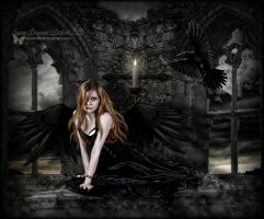 The Darkest Angel by SuzieKatz