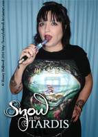 One-Shot 2016 #1: Snow in the TARDIS by honeyhalliwell