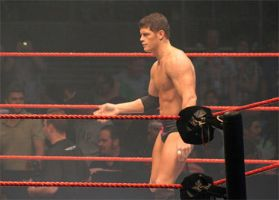 WWE - Nov07 - Cody Rhodes by xx-trigrhappy-xx