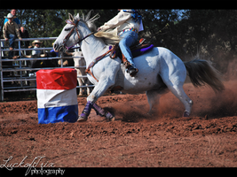 Northern Star Rodeo 12 by LuckofTrix
