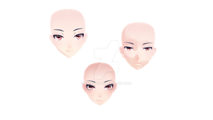Tda Face Edits -DL- by KhrisMx