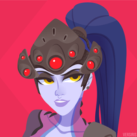 OW - Widowmaker by Versiris
