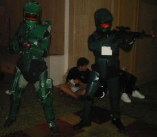Cosplay Check: Halo by Rhythm-Wily