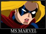 Ms Marvel Demote by Sailmaster-Seion