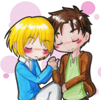 more Eremin ~ by PrincessBlackRabbit