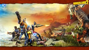 Borderlands 2 Wallpaper - Pandora by mentalmars