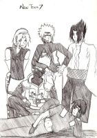 New Team 7 by iPipster