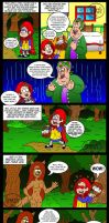 (GF) MABEL'S FABLES: LITTLE RED RIDING HOOD by GiuseppeAzzarello